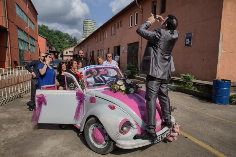 Düğünde-Selfie
