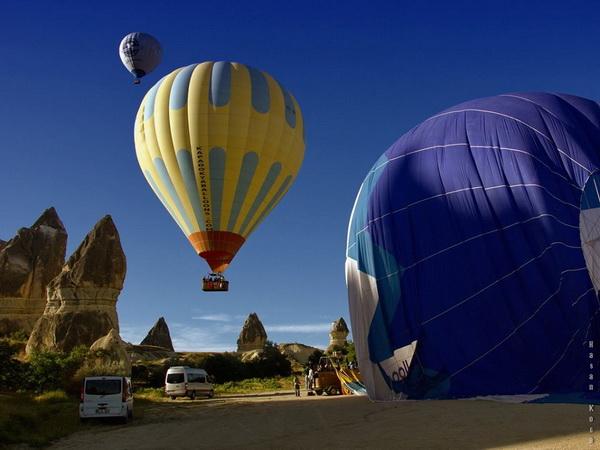 """BALON (Hot air balloon) *İspanya'da yapılan FIAP patronajlı IV Saló Internacional Fotogràfic """"Andorra 2013"""" fotoğraf yarışmasında """"phototravel"""" kategorisinde sergileme."""