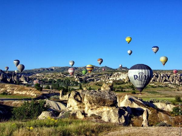 """KAPADOKYA (Cappadocia)  *Arjantin'de yapılan FIAP patronajlı """"1. International Exhibition the Photography El Argentino 2013"""" fotoğraf yarışmasında """"phototravel"""" kategorisinde sergileme."""