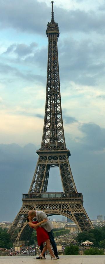 Eiffel Tower, 2014