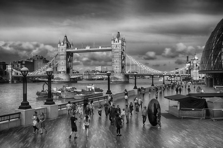 Tower Bridge, Londra 2014